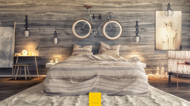 Những gợi ý cho phòng ngủ vừa sang trọng vừa hiện đại với nội thất bằng gỗ - Ảnh 21.