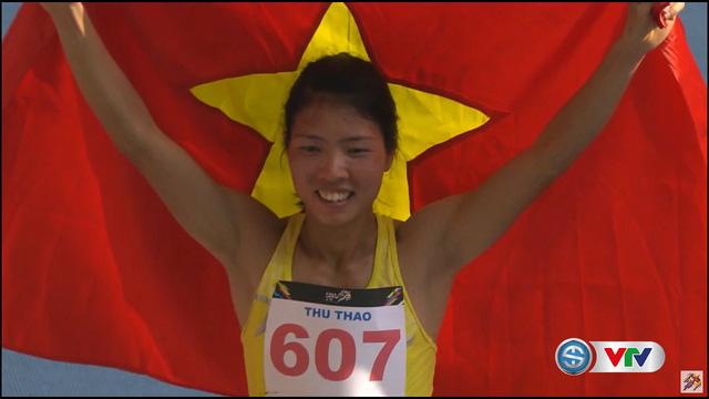 Vượt Quang Hải, Bùi Thị Thu Thảo giành giải VĐV xuất sắc nhất năm 2018 - Ảnh 1.