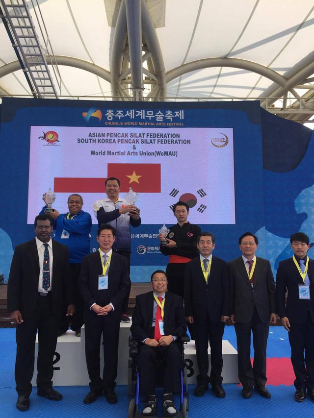 Pencak Silat Việt Nam thắng lớn tại giải vô địch châu Á - Ảnh 5.