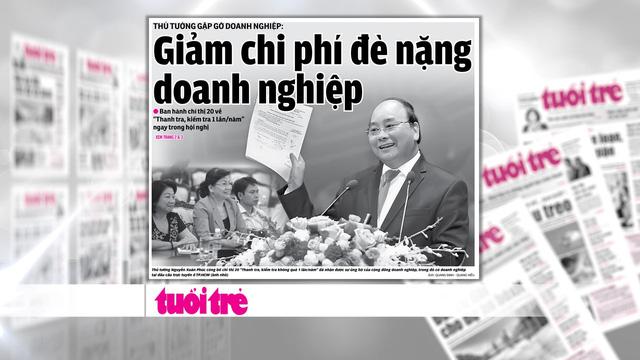Thủ tướng quyết giảm gánh nặng chi phí cho doanh nghiệp - Ảnh 4.