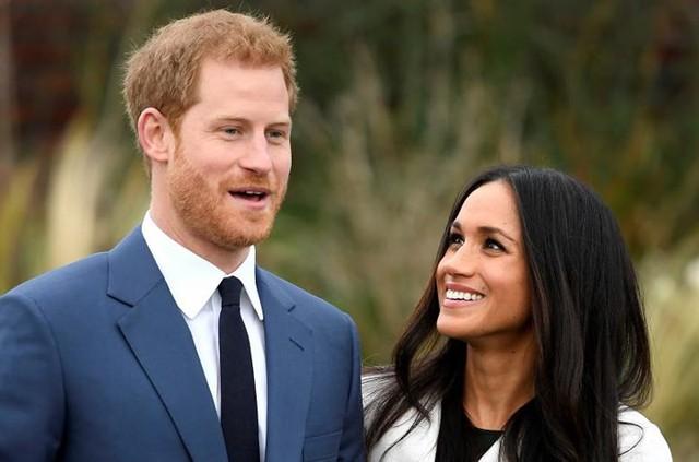 Chuyện tình đẹp của Hoàng tử Anh Harry và nữ diễn viên người Mỹ - Ảnh 1.