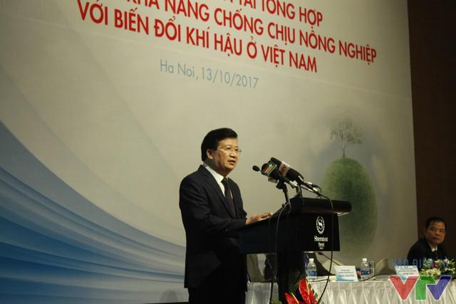 """""""Việt Nam tiếp tục phối hợp cùng UNDP, WB nỗ lực giảm nhẹ rủi ro thiên tai"""" - ảnh 2"""
