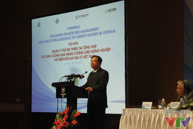 """""""Việt Nam tiếp tục phối hợp cùng UNDP, WB nỗ lực giảm nhẹ rủi ro thiên tai"""" - Ảnh 1."""