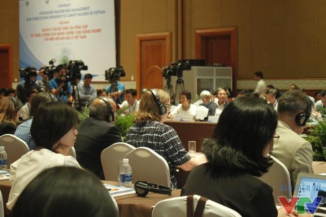"""""""Việt Nam tiếp tục phối hợp cùng UNDP, WB nỗ lực giảm nhẹ rủi ro thiên tai"""" - Ảnh 4."""