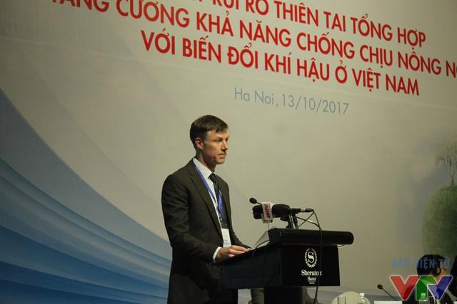 """""""Việt Nam tiếp tục phối hợp cùng UNDP, WB nỗ lực giảm nhẹ rủi ro thiên tai"""" - Ảnh 3."""