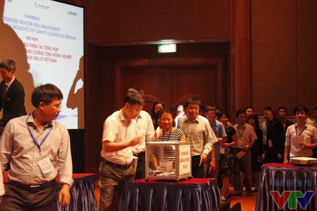 """""""Việt Nam tiếp tục phối hợp cùng UNDP, WB nỗ lực giảm nhẹ rủi ro thiên tai"""" - ảnh 5"""