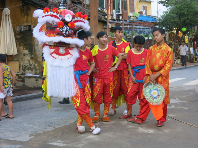 Độc đáo con thuyền biểu tượng văn hoá Việt - Nhật ở Hội An - Ảnh 8.