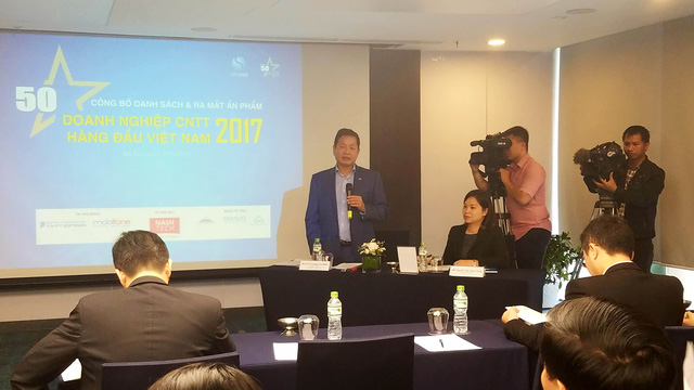 Công bố danh sách 50 doanh nghiệp CNTT hàng đầu Việt Nam - ảnh 1