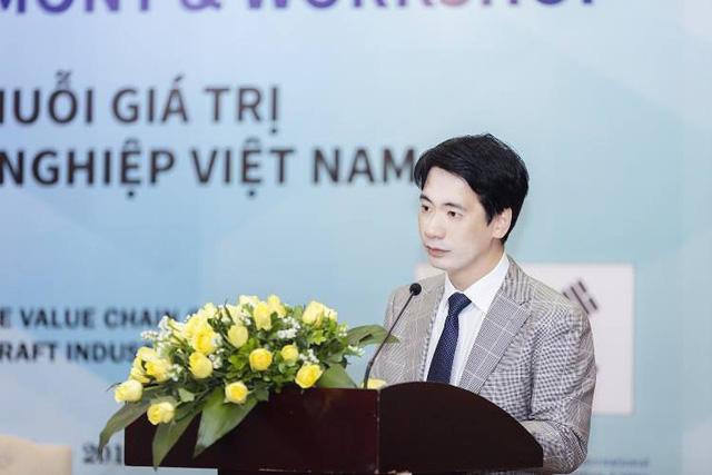 Xây dựng Trung tâm Hợp tác thiết kế Việt Nam - Hàn Quốc tại Hà Nội - Ảnh 1.