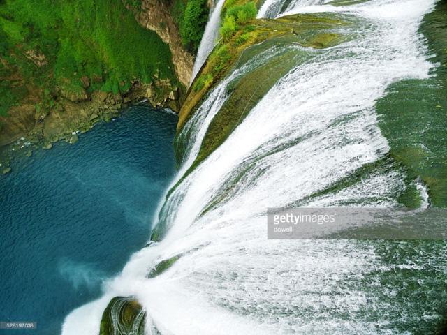 Chiêm ngưỡng thác nước hùng vĩ ở Quý Châu, Trung Quốc - Ảnh 11.