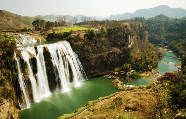 Chiêm ngưỡng thác nước hùng vĩ ở Quý Châu, Trung Quốc - Ảnh 3.