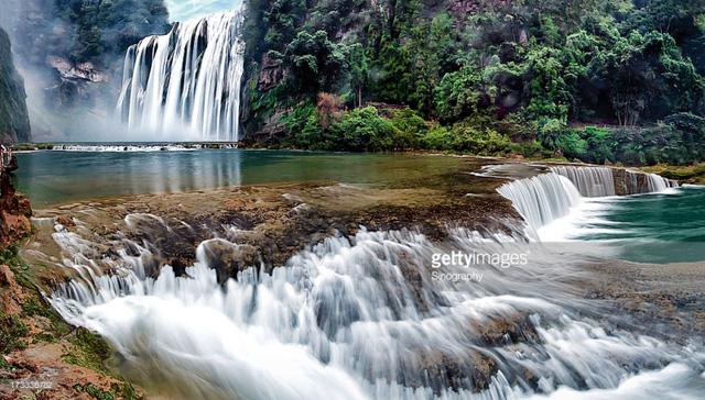 Chiêm ngưỡng thác nước hùng vĩ ở Quý Châu, Trung Quốc - Ảnh 7.