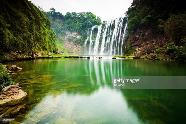 Chiêm ngưỡng thác nước hùng vĩ ở Quý Châu, Trung Quốc - Ảnh 8.