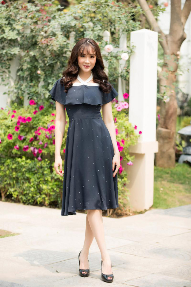 Nữ diễn viên Cầu vồng tình yêu Hồng Diễm ngày càng xinh đẹp - Ảnh 5.