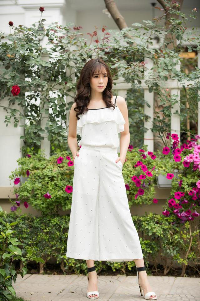 Nữ diễn viên Cầu vồng tình yêu Hồng Diễm ngày càng xinh đẹp - Ảnh 6.