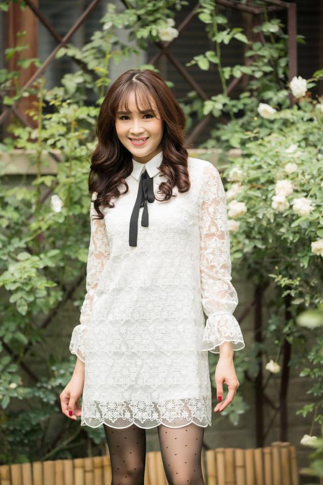 Nữ diễn viên Cầu vồng tình yêu Hồng Diễm ngày càng xinh đẹp - Ảnh 3.