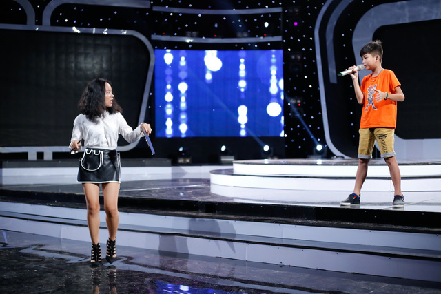 Cặp thí sinh được dự đoán sẽ bùng nổ trong top 10 Vietnam Idol Kids? - Ảnh 3.