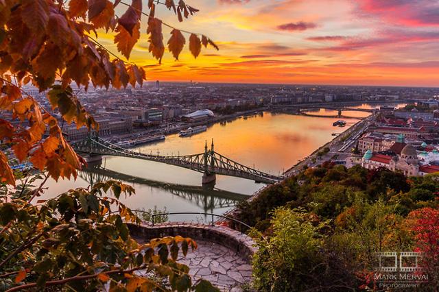 Lạc bước trong khung cảnh mộng mơ rực sắc thu ở Budapest - Ảnh 2.