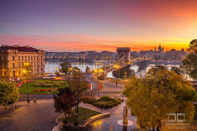 Lạc bước trong khung cảnh mộng mơ rực sắc thu ở Budapest - Ảnh 11.