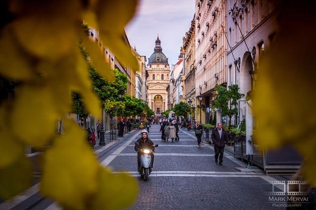 Lạc bước trong khung cảnh mộng mơ rực sắc thu ở Budapest - Ảnh 10.