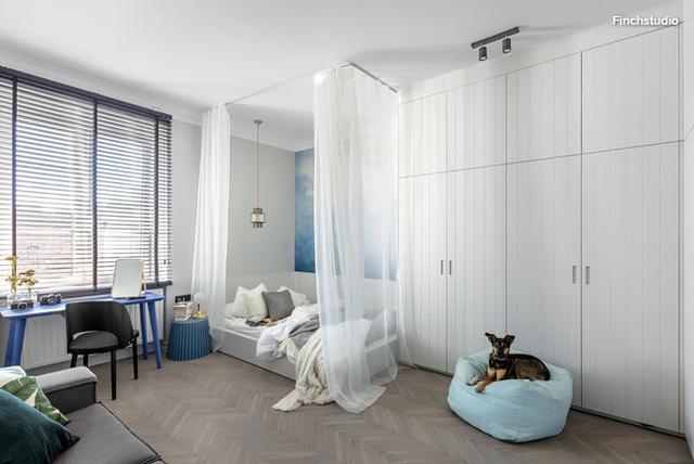 Bí kíp tạo những góc riêng độc đáo trong ngôi nhà có không gian mở - Ảnh 8.