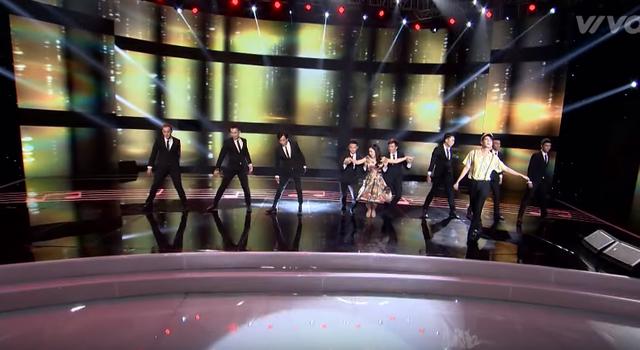 Cặp đôi hoàn hảo: Ngọc Sơn tự nhận trình diễn chưa chắc bằng thí sinh, khách mời - Ảnh 8.