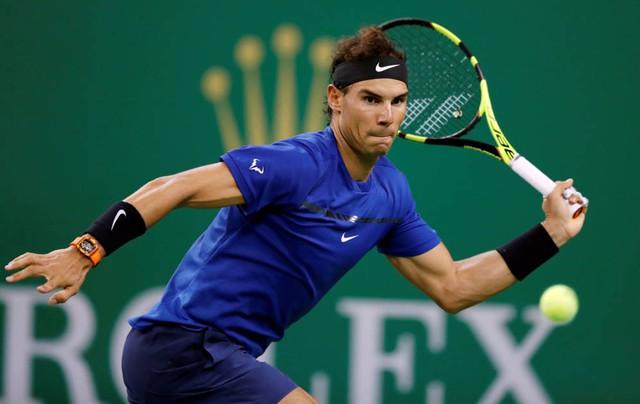 Vòng 2 Thượng Hải Masters: Nadal tiếp tục phong độ ấn tượng! - Ảnh 1.