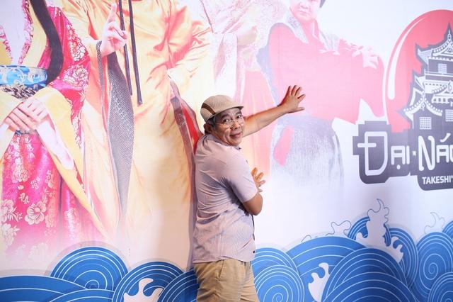 Gameshow Đại náo thành Takeshi chính thức ra mắt khán giả - Ảnh 9.