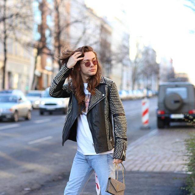 Ngắm thời trang đường phố Berlin thanh lịch và đậm nét cá tính - Ảnh 1.