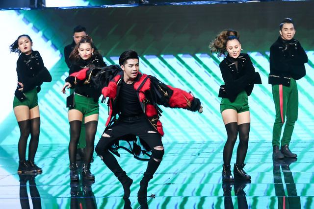 Mãn nhãn với màn trình diễn cực độc của Noo Phước Thịnh tại The Remix - Ảnh 4.