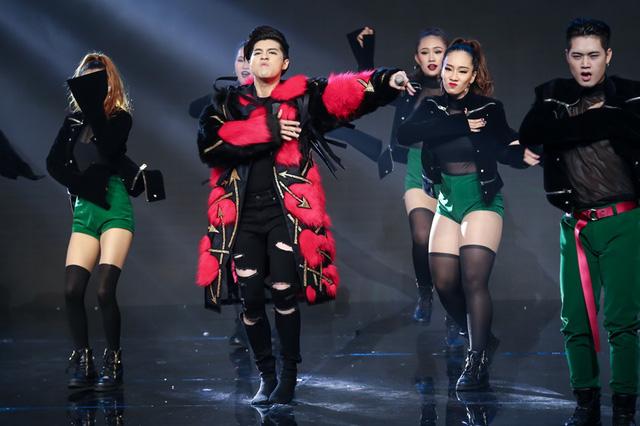 Mãn nhãn với màn trình diễn cực độc của Noo Phước Thịnh tại The Remix - Ảnh 2.