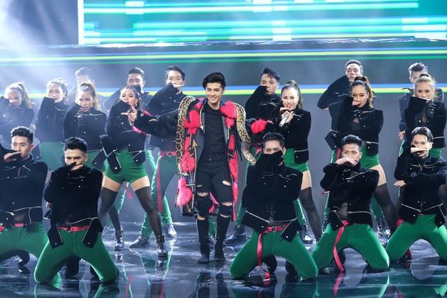 Mãn nhãn với màn trình diễn cực độc của Noo Phước Thịnh tại The Remix - Ảnh 5.
