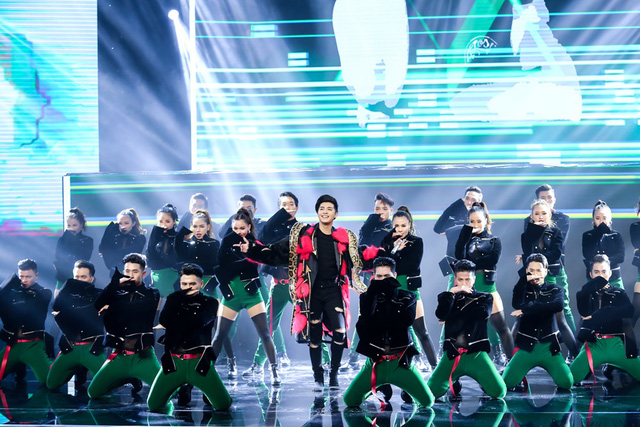 Mãn nhãn với màn trình diễn cực độc của Noo Phước Thịnh tại The Remix - Ảnh 6.