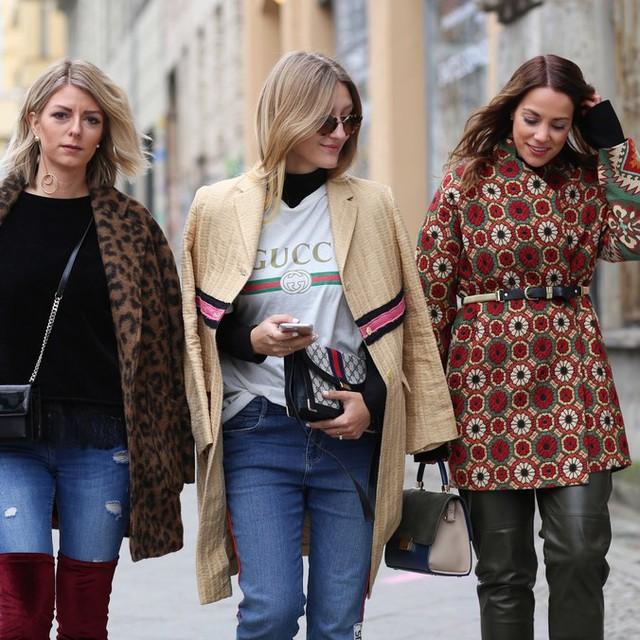 Ngắm thời trang đường phố Berlin thanh lịch và đậm nét cá tính - Ảnh 8.