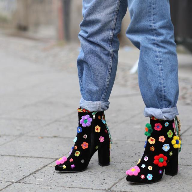 Ngắm thời trang đường phố Berlin thanh lịch và đậm nét cá tính - Ảnh 10.