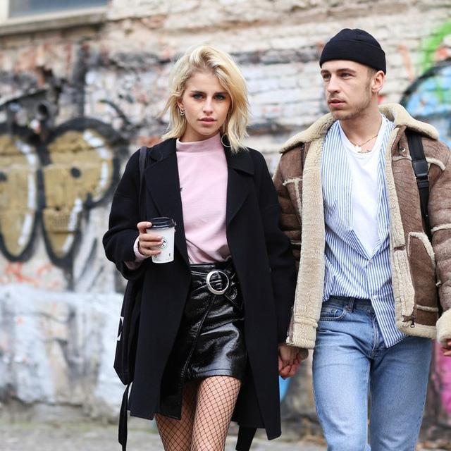 Ngắm thời trang đường phố Berlin thanh lịch và đậm nét cá tính - Ảnh 11.