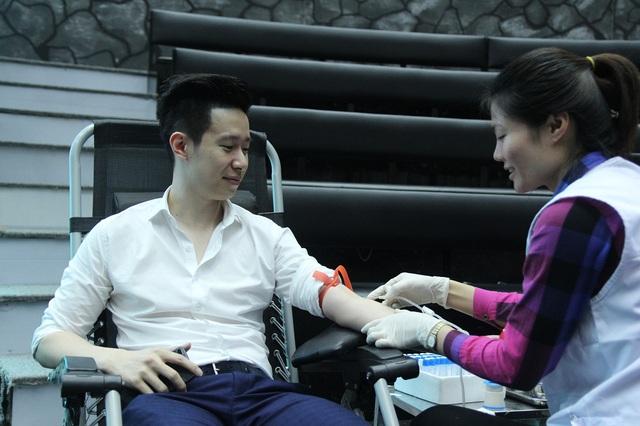 Một giọt máu, một tấm lòng - Nghĩa cử cao đẹp của những người làm truyền hình VTV - Ảnh 7.