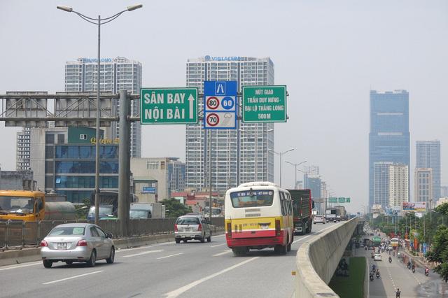 Đề nghị từ chối phục vụ các xe cố tình chạy ngược chiều trên cao tốc - Ảnh 1.