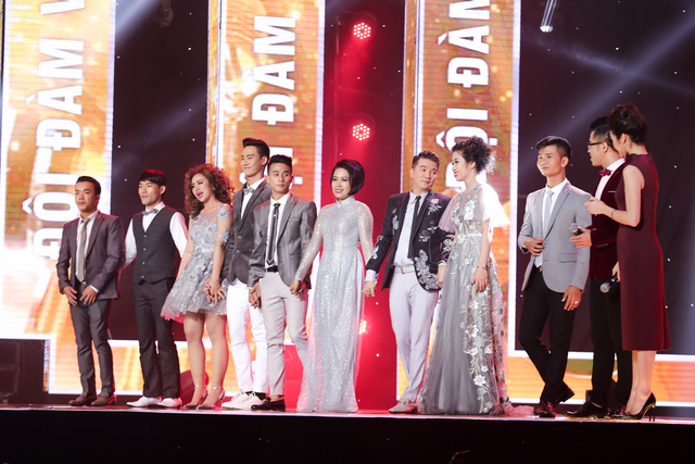 Loại hotboy siêu mẫu Alan Hùng Cường, Đàm Vĩnh Hưng chọn ngọc nữ bolero Hellen Thủy - Ảnh 1.