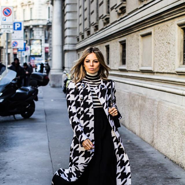 Mê hoặc thời trang thanh lịch trên đường phố Milan - Ảnh 15.