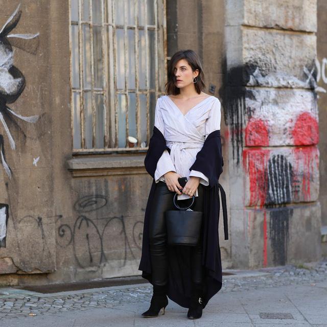 Ngắm thời trang đường phố Berlin thanh lịch và đậm nét cá tính - Ảnh 13.