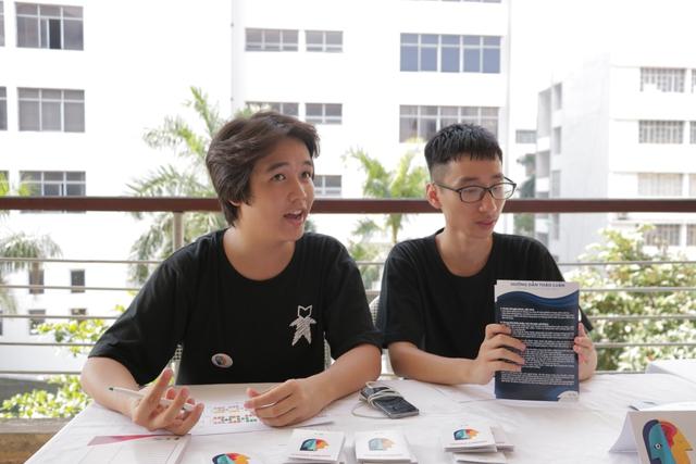 Thư viện sách sống truyền cảm hứng cho giới trẻ Hà Nội - Ảnh 1.