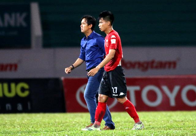 V.League 2017: HLV Minh Phương và chặng đường đầy khó khăn cùng CLB Long An - Ảnh 2.