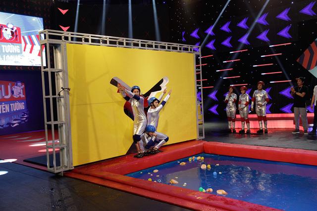 Điểm lại những gameshow vận động siêu hài hước trên sóng VTV - Ảnh 2.