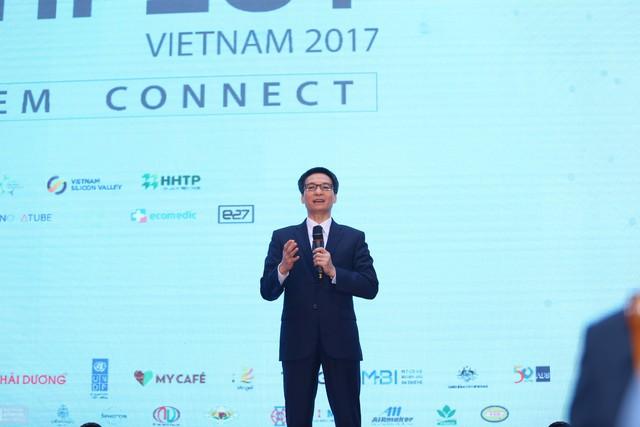 Ra mắt Cổng thông tin Khởi nghiệp ĐMST quốc gia tại Techfest 2017 - Ảnh 2.