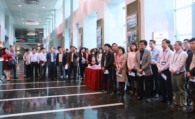 Đài THVN tổ chức lễ quyên góp ủng hộ đồng bào các tỉnh Nam Trung Bộ bị bão lũ - Ảnh 2.