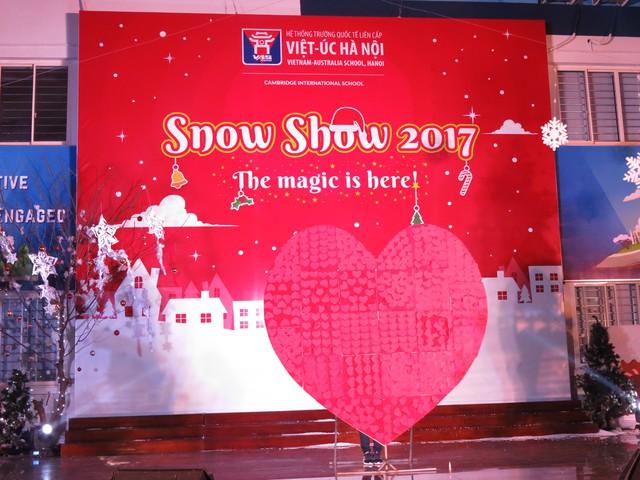 Trường tiểu học Việt - Úc  Hà Nội tổ chức hội chợ từ thiện ủng hộ trẻ em mắc bệnh tim bẩm sinh - Ảnh 1.