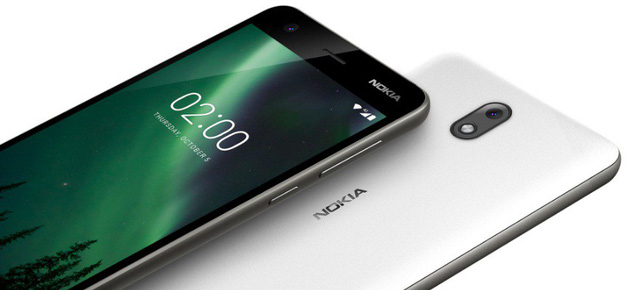 Nokia 2 chính thức ra mắt: Nhỏ nhưng có võ - Ảnh 1.