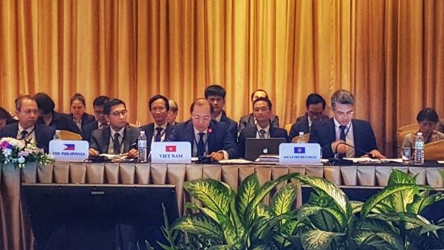 Đối thoại ASEAN - EU về phát triển bền vững - Ảnh 1.