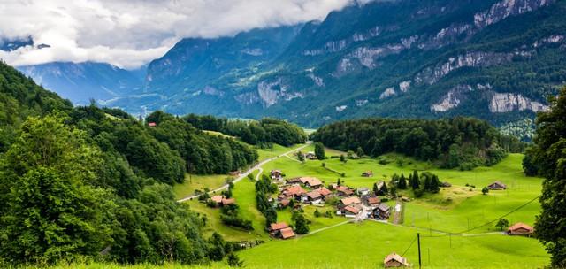 Cảnh đẹp Thụy Sĩ khiến bất cứ ai cũng phải mê mẩn - Ảnh 2.
